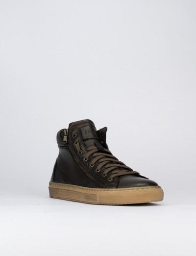 Sneakers pelle testa