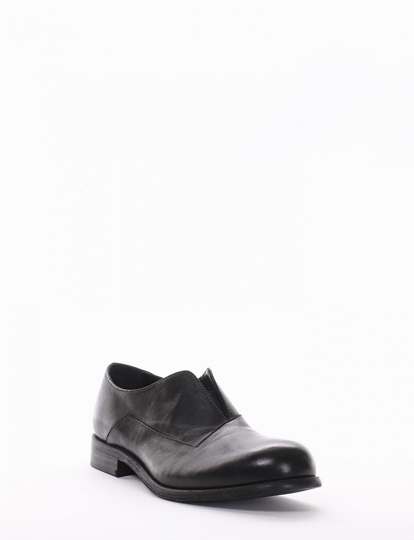 Scarpa tacco 2 cm nero