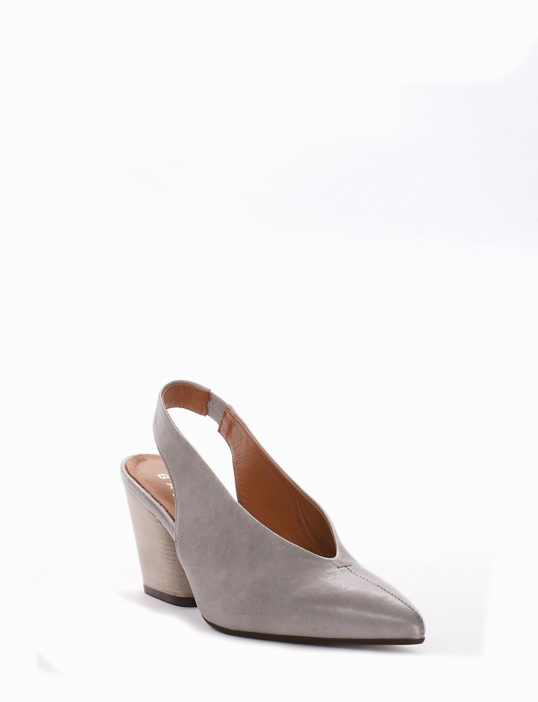 Chanel tacco 6cm grigio