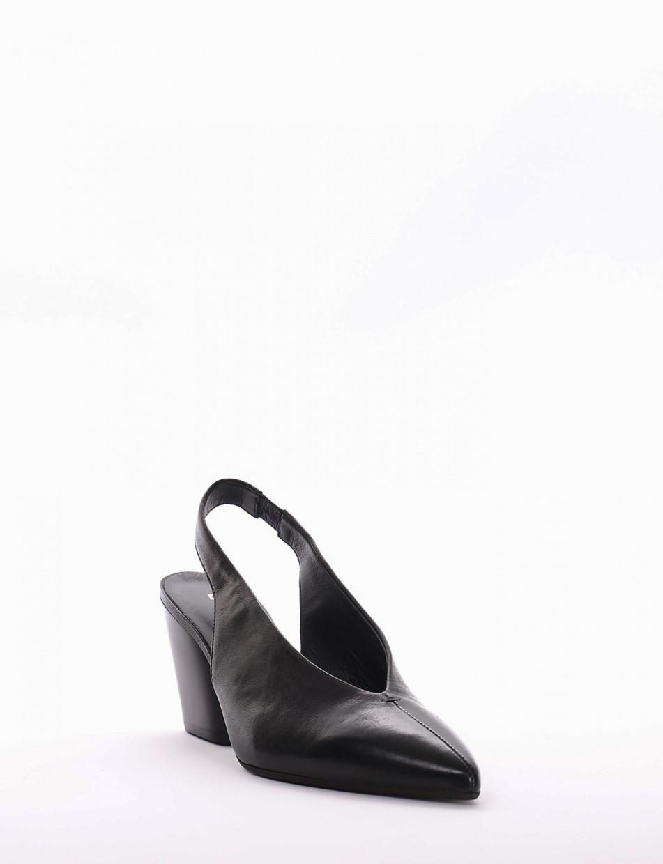 Chanel tacco 6cm nero