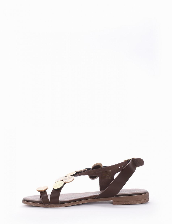 sandalo infradito tacco 1 cm testa