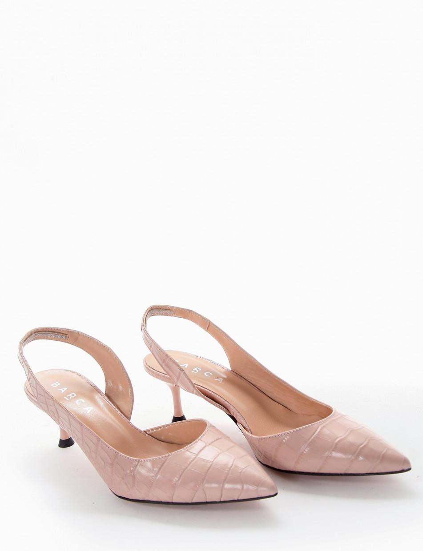 Chanel tacco 5cm rosa