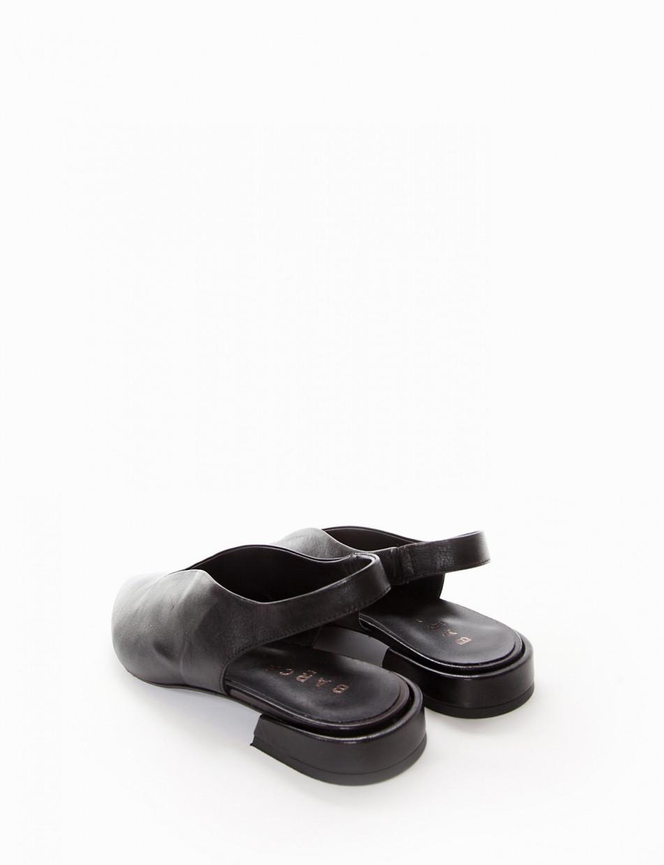 Chanel tacco 1 cm nero