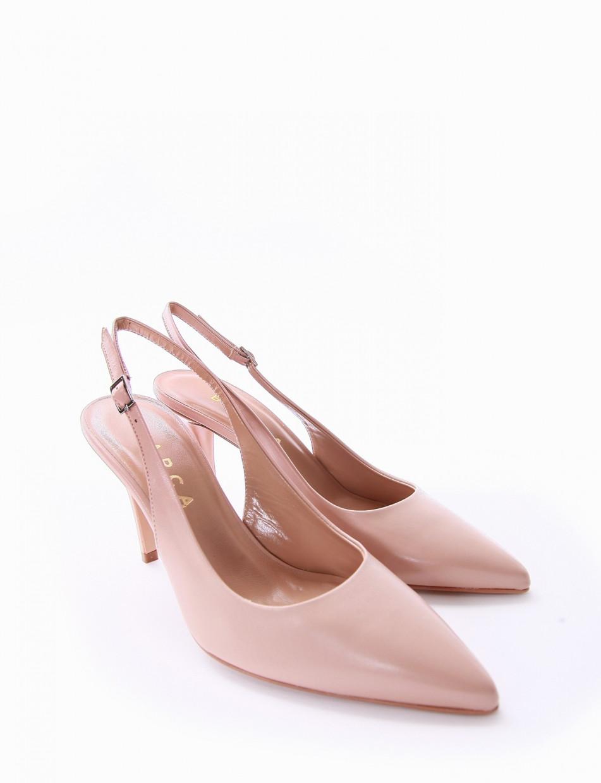 chanel tacco 8 cm rosa