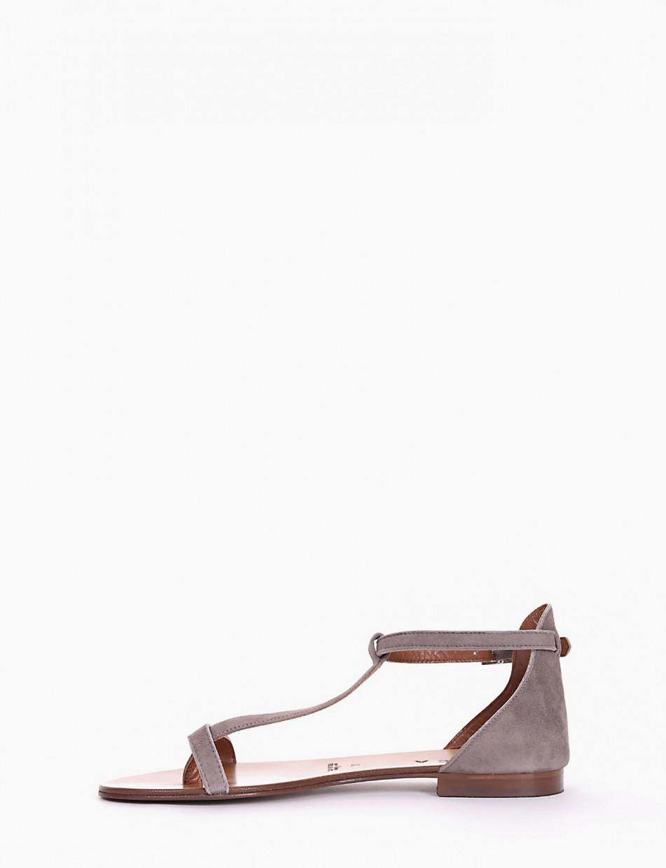 Lace-up shoes heel 2cm black leather